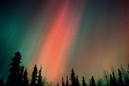 Aurora Borealis, Northern Lights, Alaska   1600x