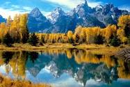 Autumn Grandeur, Grand Teton National Park, Wyom