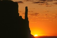 Edge of Evening, Monument Valley Navajo Tribal P