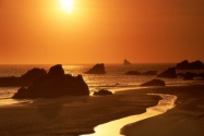 Harris Beach State Park, Brookings, Oregon   160