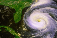 Hurricane Fran, September 4, 1996