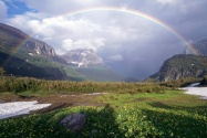 Logan Pass, Waterton Glacier International Peace